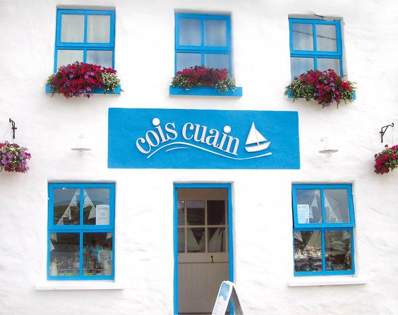 Cois Cuain shop front